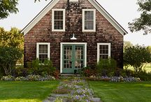 Country house outdoors
