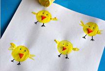 Occupations enfants - Pâques Easter