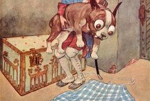 Fairy Tales, Fables, and Other Fantastical Stuff / by Catherine Connors