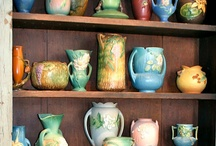 Roseville Pottery / by Mockingbird Hill Cottage