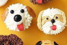 Cupcakes mini cakes cookies