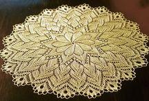 serwetki na drutach
