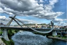 мост макетирование