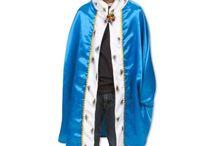 Disfraz principe diy