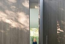 Doors and entrances