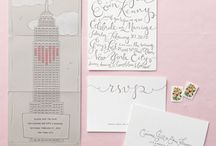 Stationery / Cute stationery makes everything better. Right? / by Marianne Taylor Photography