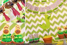 Plants & Zoumbis Party