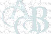 Custom Monograms