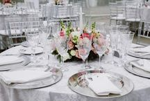 Casamento durante o dia / Inspiração para casamentos realizados de dia e no fim da tarde.