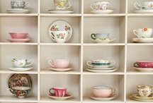 Tea Cup Storage