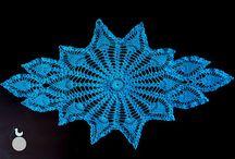 serwetki szydełkowe / crochet doily