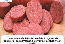 Salami / Salami / Aquí trobaràs curiositats sobre el salami  / Aquí encontrarás curiosidades sobre el salami