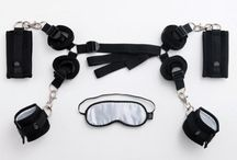 Fifty Shades of Grey / THE OFFICIAL FIFTY SHADES COLLECTION http://bit.ly/1X8v0tC / by Danny Funtoys