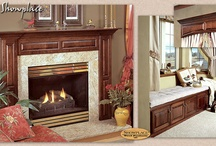 (DP) Fireplace Surrounds - Showplace Cabinets / Images of fireplace surrounds from Showplace Cabinetry and its nationwide network of dealers.