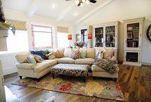 HOUSE - Great Room / by Jenn Matkin West