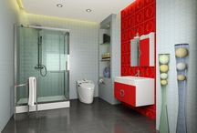 Ceramic King / A Ceramic King segítségével másopercek alatt összedobhatunk egy egészen kíváló fürdőszoba látványtervet. http://intericad.tervezoszoftver.hu/tervezo-program/lakberendezo