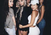 Local girls gang