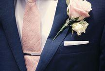 wedding suit - Dave