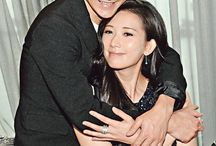 Andy Lau Kissing Compilation