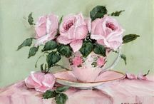 Peinture, pastel