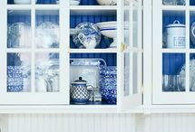 Blue & White  / by Krys Bearden