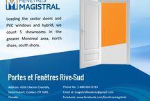 Portes et Fenêtres Rive-Sud