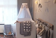 Baby Room / This was my secret board when I was pregnant. Never put it live, but I wanted to share does nice baby rooms I came across searching on Pinterest.