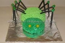 Awesome Kids Cakes / Cool Cakes you would LOVE to make for your childs birthday!