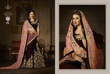 2633 Royal Touch bridal hand work Lehenga choli