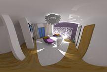 View 360 Realidade Virtual / Vistas de ambientes para visualizar em óculos de realidade virtual ou sem