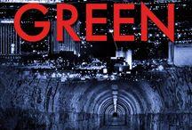 Into the Devil's Underground / A suspense romance set against the infamous Las Vegas tunnels.