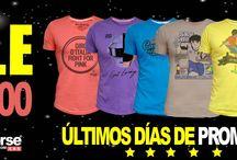 Promociones / ultmimos dias promocion todas las camisetas