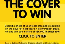 Capture the Cover Inspiration / To celebrate the new Yellow Pages® Book local editions, we're covering them in photos taken by the local community. Head to www.capturethecover.com and submit an original photo for a shot at cover star glory (not to mention a share in $36,000 in prizes) and follow the entries here on Pinterest for inspiration! / by Yellow Australia