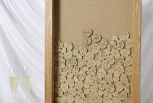 Wedding Guest Book / Remember the ones who spent your special day with you