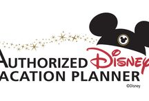 Authorized Disney Vacation Planner / by The Magic For Less Travel - Specializing in Disney and Universal Vacations