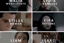Teen Wolf super cast