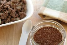 Dulin - Sauces, Spices, and Mixes / by Karen Jensen