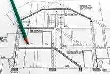 architectuur, exterieur of interieur