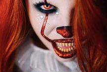 halloween make up