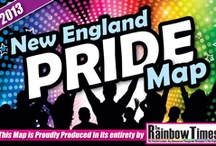 New England Pride Celebrations 2013 / It's all about Pride this Summer and Fall of 2013 and The Rainbow Times has published TWO important publications to let you know all about it. Check them out!