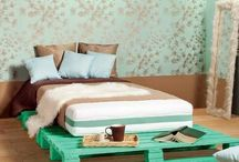 Bed DIY / from pallets