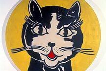 POP ART ^^ Museum of Cat Art / by Cat Museum