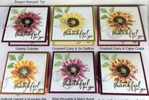 Stampin'up Sonnenblume