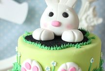 PACQUES CAKES