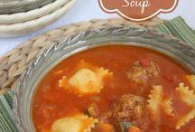 Soups / by Deita Jensen