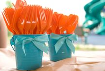 Finding Nemo birthday party ideas