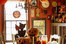 """My Halloween Dream / I have been drawn to all things Halloween since I was a little girl...this serves as repository for my inclinations (also see my """"Kiddie Halloween Party"""" Board) / by Maria Savini"""