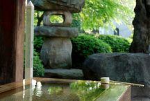 Japanese aesthetic / Gardens