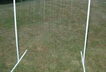 doccia da giardino per bambini