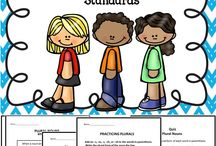 SCHOOL: PLURALS